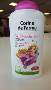 CORINE DE FARME - Disney Princess - Gel douche 2 en 1 extra doux