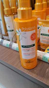 KLORANE - Polysaes - Spray solaire sublime 30 SPF