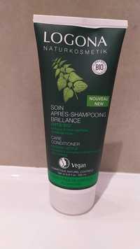 LOGONA - Ortie bio - Soin après-shampooing brillance