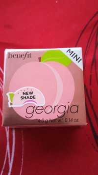 BENEFIT - Georgia - New shade