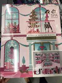 SPA EXCLUSIVES - Advent calendar - 24 days of skincare beauty