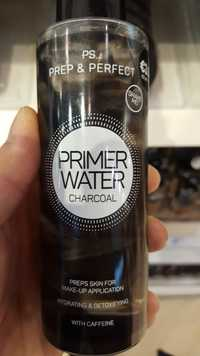 Primark - PS... prep & perfect - Primer water charcoal
