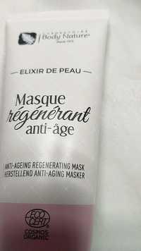 Body Nature - Elixir de peau - Masque régénérant anti-âge