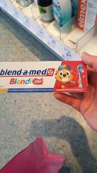 BLEND-A-MED - Blendi gel - Zahnpasta kinder