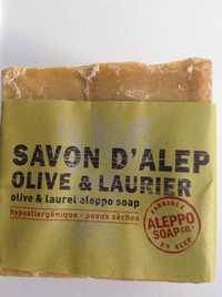 Aleppo Soap Co - Savon d'Alep - Olive & Laurier