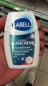LABELL - Dentifrice Blancheur