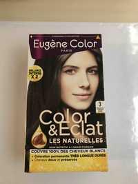 EUGÈNE COLOR - Color & éclat les naturelles - Coloration 3 châtain clair