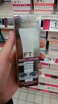 Diadermine - Lift + Contour gel yeux
