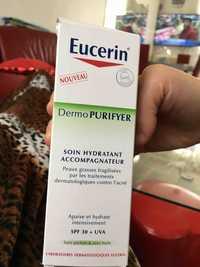 Eucerin - Dermo Purifyer - Soin hydratant accompagnateur