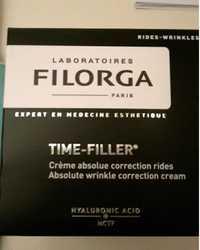 Filorga - Time-filler - Crème absolue correction rides