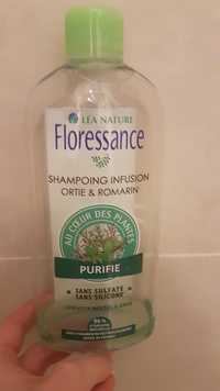 Léa Nature Floressance - Shampoing infusion ortie & romarin