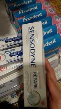 SENSODYNE - Dentifrice blancheur répare & protège