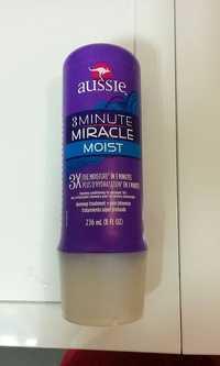 AUSSIE - Moist - 3 Minute miracle