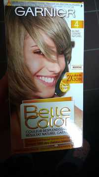 Composition Garnier Belle Color 4 Blond Cendré Naturel Ufc Que Choisir
