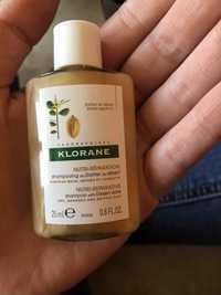 KLORANE - Nutri-réparation - Shampooing au Dattier du désert