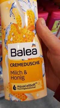 Balea - Cremedusche milch & honig