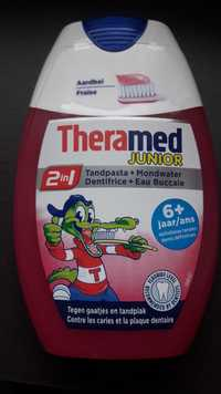 THERAMED - Dentifrice + Eau buccale 2 in 1