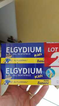 ELGYDIUM - Kids - Gel dentifrice