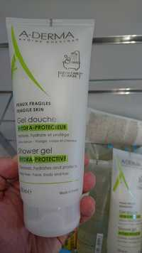 A-DERMA - Gel douche - Hydra-protecteur