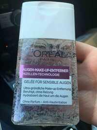 L'Oréal - Augen-make-up-entferner mizellen-technologie