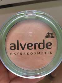 ALVERDE - Naturkosmetik - Powder fondation 20 ve,vet sand