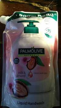 Palmolive - Milk & almond - Liquid handwash