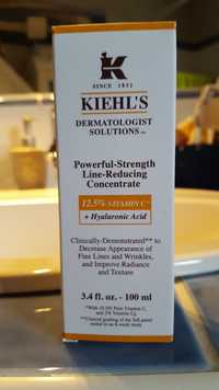 Kiehl's - Dermalogist solutions - Powerful-strength line-reducting concentrate