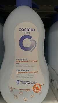 Cosmia - Baby - Shampoing à l'extrait de calendula