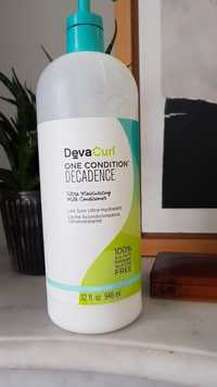 DEVACURL - One condition Decadence - Lait soin ultra-hydratant