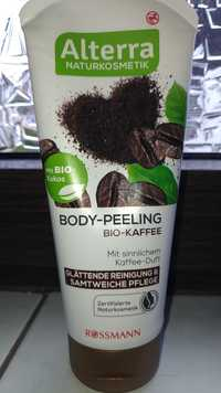 ALTERRA - Body-Peeling bio-kaffee