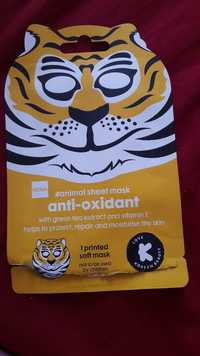 Hema - Animal sheet mask - Anti-oxidant