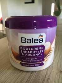 Balea - Body creme sheabutter & arganöl