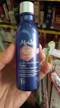 Melvita - Eau extraordinaire rose - Lotion-sérum repulpante
