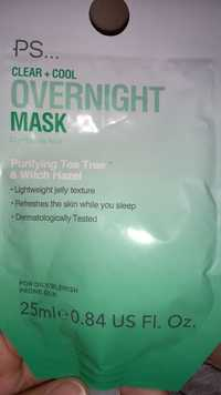Primark - Clear + cool - Masque de nuit