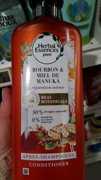 HERBAL ESSENCES - Bourbon & miel de manuka - Après-shampooing