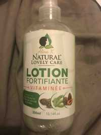 Alina K. - Natural lovely care - Lotion fortifiante