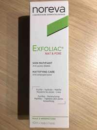 NOREVA - Exfoliac - Soin matifiant