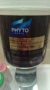 Phyto - Phytokératine extrême - Masque d'exception