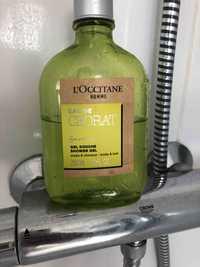 L'OCCITANE - Homme eau de cedrat - Gel douche