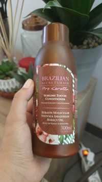 BRAZILIAN - Pro Keratin - Touche sublime conditionneur