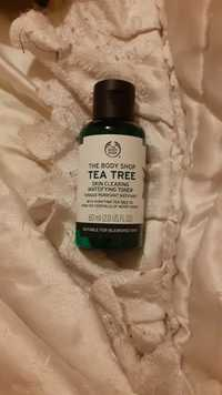 THE BODY SHOP - Tea tree - Tonique purifiant matifiant