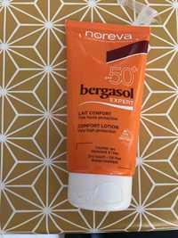 NOREVA - Bergasol expert - Lait confort spf 50+