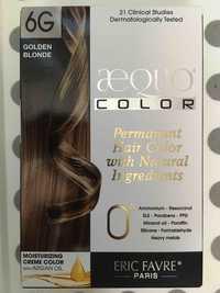 AEQUO - Moisturizing creme color 6G golden blonde