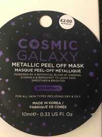 Primark - PS... cosmic galaxy - Masque peel-off métallique