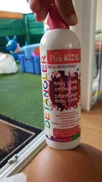 Lusters Pink - Kids - Démêlant easy comb