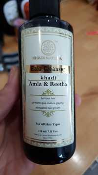KHADI NATURAL - Amla & Reetha - Hair Cleanser