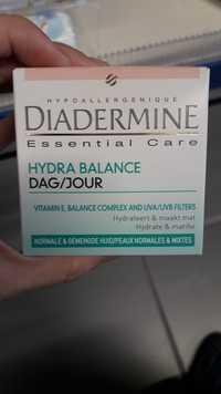 DIADERMINE - Essential care - Hydra balance