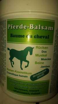 Kuehn kosmetik - Baume du cheval dos muscles jambes