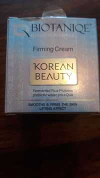 Biotaniqe - Korean beauty - Firming cream