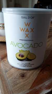 Guill d'Or - Avocado - Wax professional